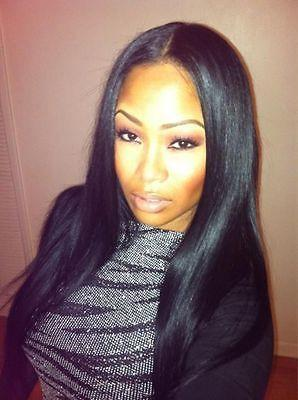 Beautiful Yaki Lace Front Wig 20-22 inches! - Goddess Beauty Royal Wigs