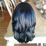 Beautiful Max Volumes Wig Black!! - Goddess Beauty Royal Wigs