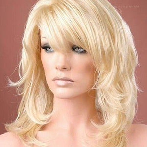 Max Volumes Blonde Wig!! - Goddess Beauty Royal Wigs