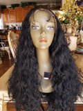 Waterwave Curly Beauty Lace Front Wig 26-28 inches!! - Goddess Beauty Royal Wigs