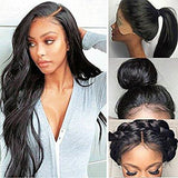 Black Layered Bodywave Beauty Lace Front Wig 26-28 inches!! - Goddess Beauty Royal Wigs