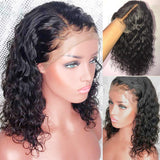 Pre-Plucked Curly Beauty Lace Front Wig 12-14 inches - Goddess Beauty Royal Wigs