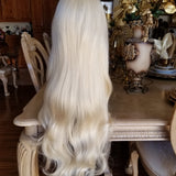 Blonde Beauty Lace Front Wig 22-26 inches!! - Goddess Beauty Royal Wigs