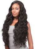Bodywave Human Hair Lace Wig 20-22 inches - Goddess Beauty Royal Wigs
