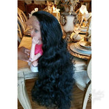 Bodywave Lace Front Wig 24-28 inches!! - Goddess Beauty Royal Wigs