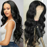 Bodywave Lace Front Wig - Goddess Beauty Royal Wigs