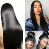 MissKat Bundle Bodywave & Straight Lace Front Wig 24-28 inches!! - Goddess Beauty Royal Wigs