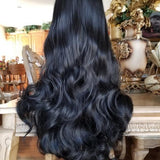 Body Wave Lace Front Wig 24-26 inches!! - Goddess Beauty Royal Wigs