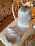 Ombre Blonde Beauty Lace Front Wig 26-30 inches!! - Goddess Beauty Royal Wigs