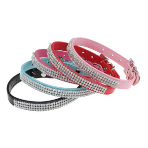 Exquisite Jewel Style Dog Collar | Dog Clothes