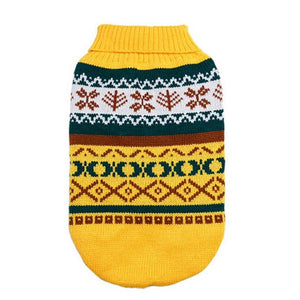 Dog Winter Jumper in Multiple Colours | Dog Clothes