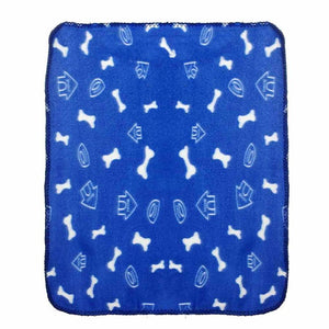 Pet Dog Blanket, Soft Warm Fleece Mat / Bed Cover | Dog Accessories