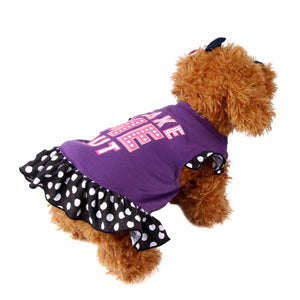 Take Me Out - Dog Dress | Dog Clothes