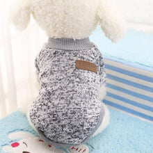 Warm colourful dog jumper in a range of colours | Dog Clothes