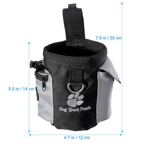 Dog Treat Pouch, Hands Free Training Waist Bag | Dog Accessories