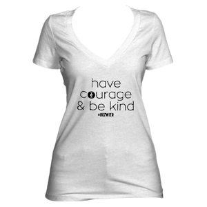 Courage Deep V neck