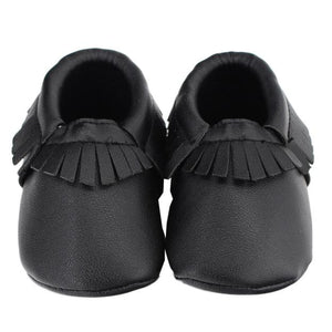 Baby Moccasin Soft Bottoms
