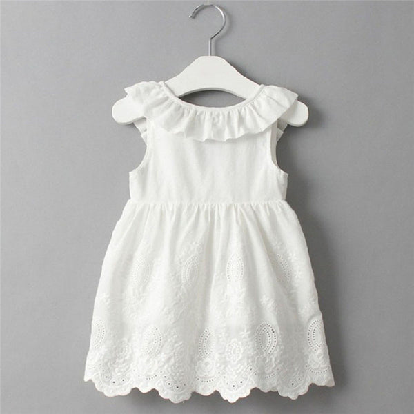 Sweet Caroline Bowknot Lace Dress