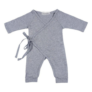 Angel Wings Baby Girl Romper