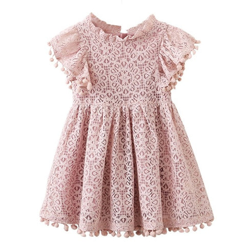 Elizabeth Summer Lace Dress