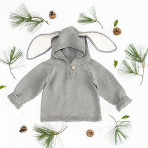 Rabbit Crochet Pull-Over