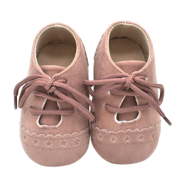 Baby First Leather Moccasins