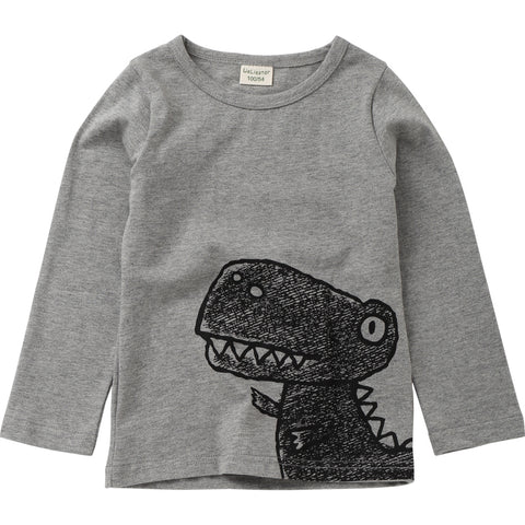 T-Rex Dinosaur Long Sleeve T-Shirt