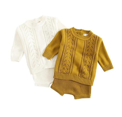 Chilly Knitted 2-pc Set