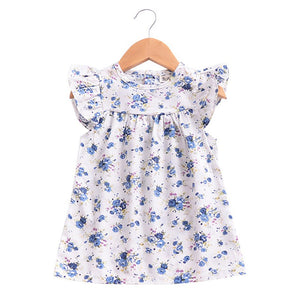 Cindy Lou Flower Dress