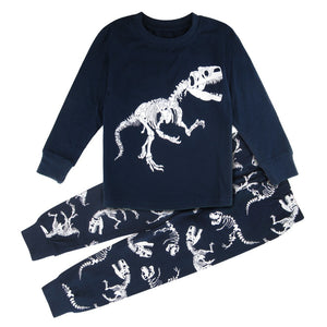 Jurassic Winter Pajamas