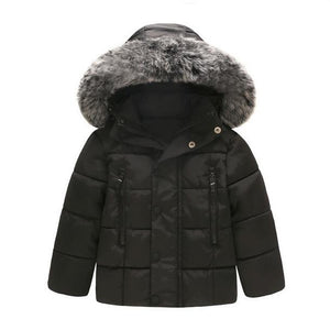 Kyle Hooded Winter Coat