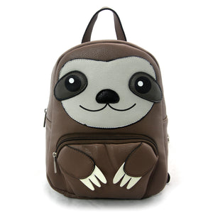 Mini Sloth Backpack