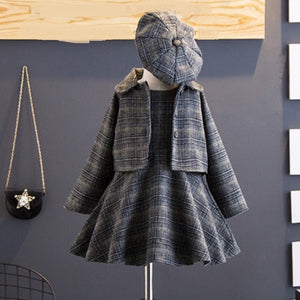 Elementary Watson 3 Piece Girls Winter Outfit