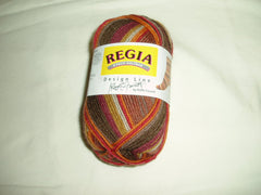 REGIA Design-Line, 50 gr. Multicolor