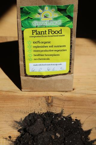 Organic Plant Food 2.5-lbs (For FREE SHIPPING, use promo code: aprilshowers)