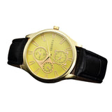 Men's Retro Design Designer Wrist Watch