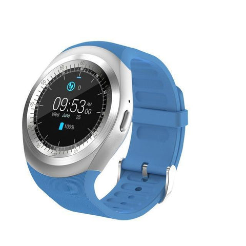 Smart Watch Y1 Support Nano SIM And TF Card For IOS Android
