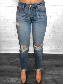 Ryan Boyfriend Jeans - Fash.Culture