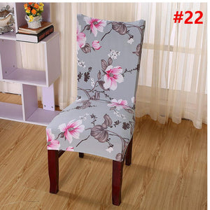 SlipPerfect Chair Cover - Dining Room Kitchen Protector Waterproof Stretch Pet Proof Slipcover