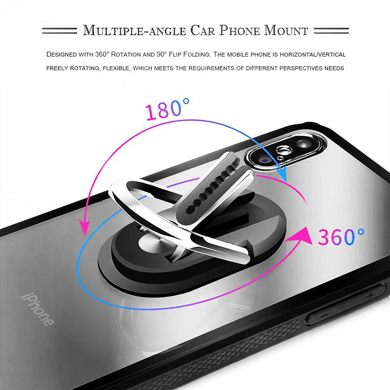 Multipurpose Mobile Phone Bracket - Lazy & Convenient Mounting Bracket for iPhone Android cell phone