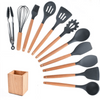Premium Silicone Kitchen Cooking Utensils [NEW ARRIVAL]