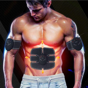 BodyFit™ Abs Muscle Toning Stimulator Electric 6 Pack EMS Fitness Trainer Belt Machine