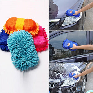 Microfiber Car Wash Glove