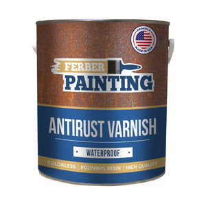 Antirust varnish