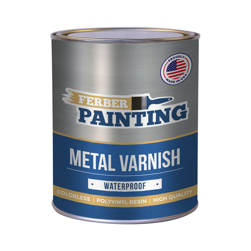 Metal varnish