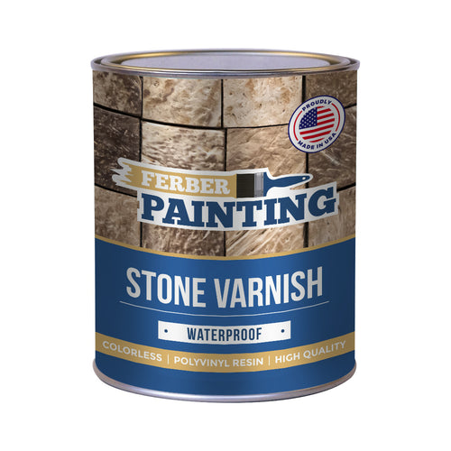 Stone varnish