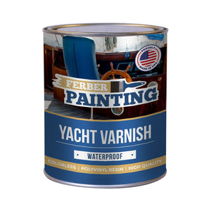 Yacht varnish