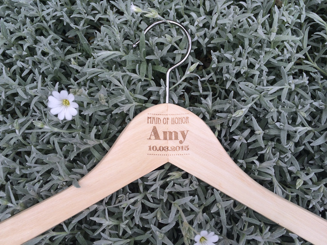 Nashville Bridesmaid Hanger