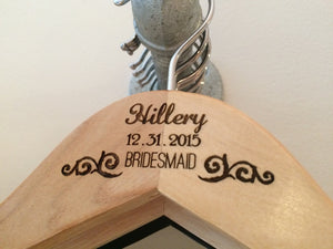 Durango Bridesmaid Hanger