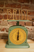 Set of Bride and Groom Wood Wedding Chair Signs - Duel Design Studio - 6